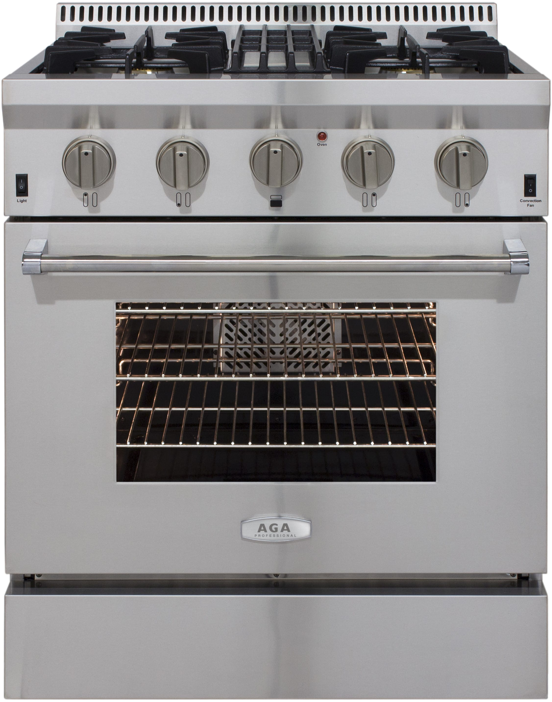 Aj Auto Sales >> AGA APRO30AGSS 30 Inch Freestanding Gas Range with ...
