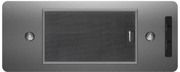 Zephyr Ak8000bs 28 Inch Cabinet Insert Hood With 400 Cfm