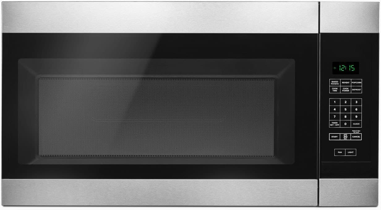 Amana Amv2307pfs 30 Inch Over The Range Microwave With