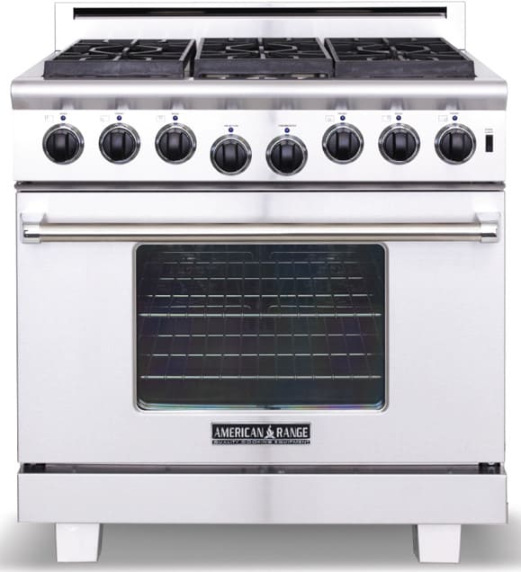 Bon American Range Heritage Classic Series ARR364GDL   Stainless Steel ...