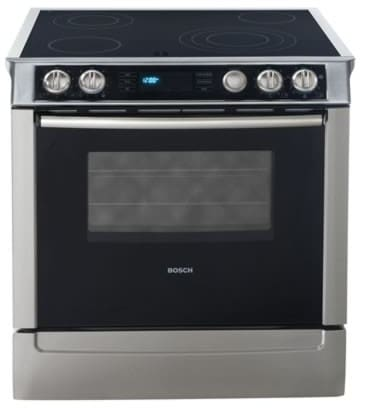 Bosch Hei71 30 Inch Slide In Electric Range With Genuine