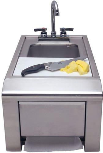alfresco askt prep hand wash sink - Hand Wash Sink