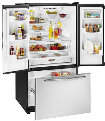 Maytag Mfc2061hes 19 8 Cu Ft Counter Depth French Door