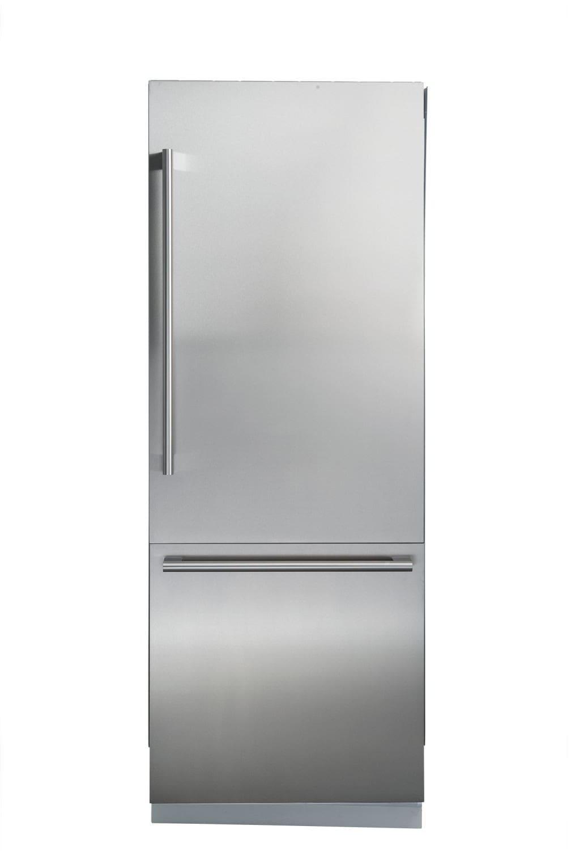 Blomberg Brfb1920ss 30 Inch Built In Bottom Freezer