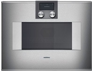 Gaggenau Bm450710 1 3 Cu Ft Built In Microwave Oven With
