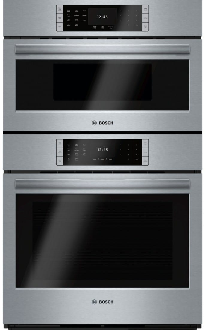 Bosch Hblp752uc 30 Inch Combination Speed Oven With True
