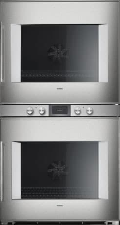 Gaggenau 400 Series Bx481611 30 Double Wall Oven