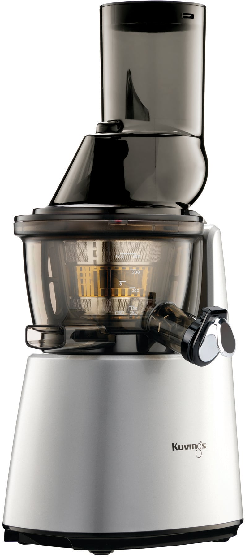 Kuvings C7000S Whole Slow Juicer Elite with Cold Press Technology, Extra-Wide Chute, Smart Cap ...