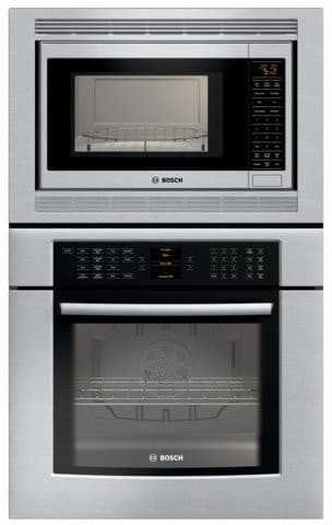 Bosch Hbl8750uc 30 Inch Microwave Combination Wall Oven