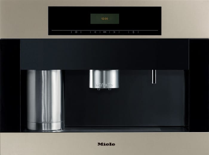 Countertop Ice Maker Plumbed : CVA4066SSL 24 Inch Built-in Whole Coffee Bean System with Plumbed ...