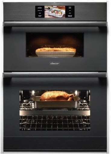 Dacor Doc30m977dm 30 Inch Electric Combi Wall Oven With