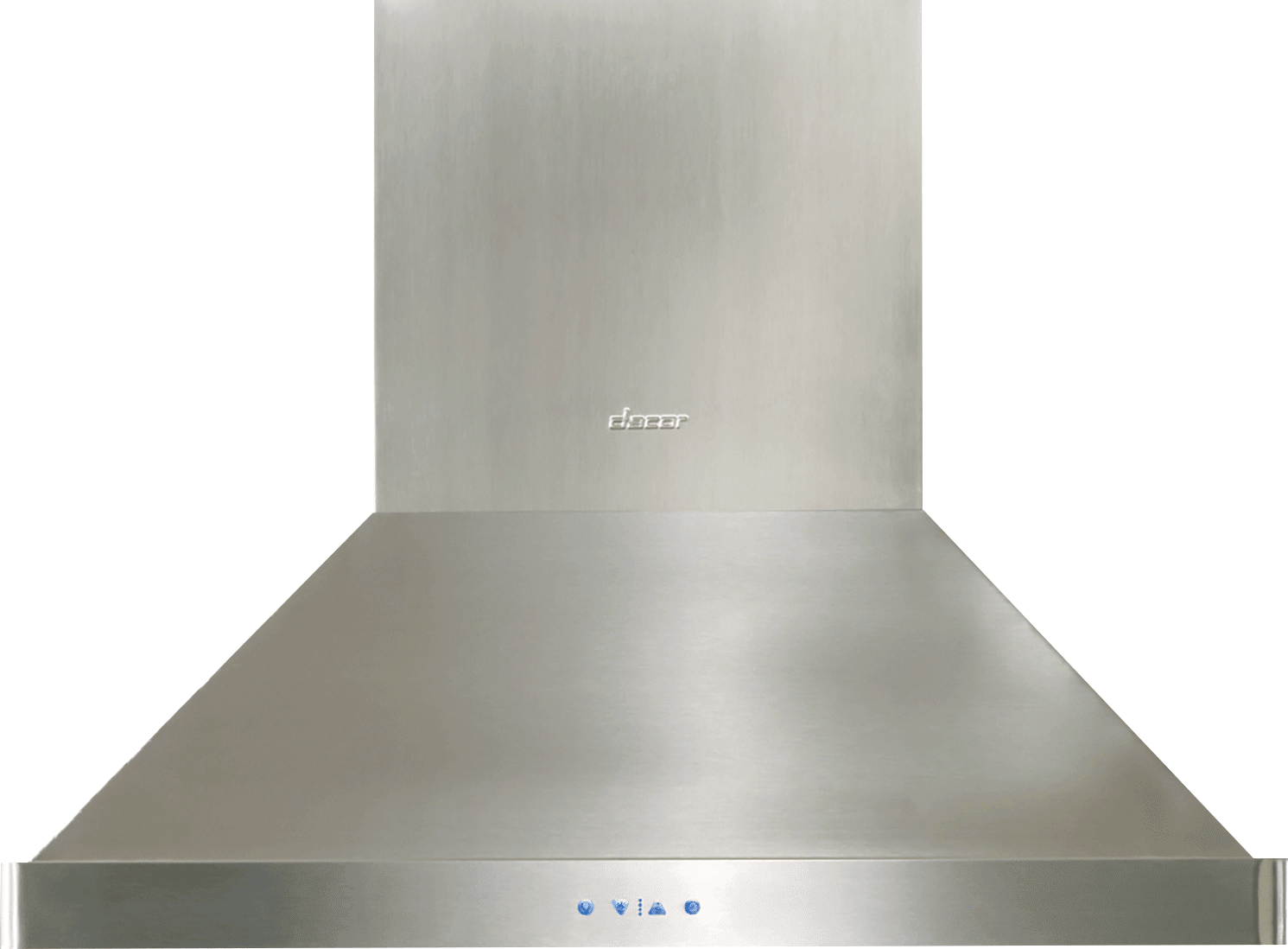 Dacor dhi482 48 inch island mount range hood with 1200 cfm for Dacor 48 rangetop