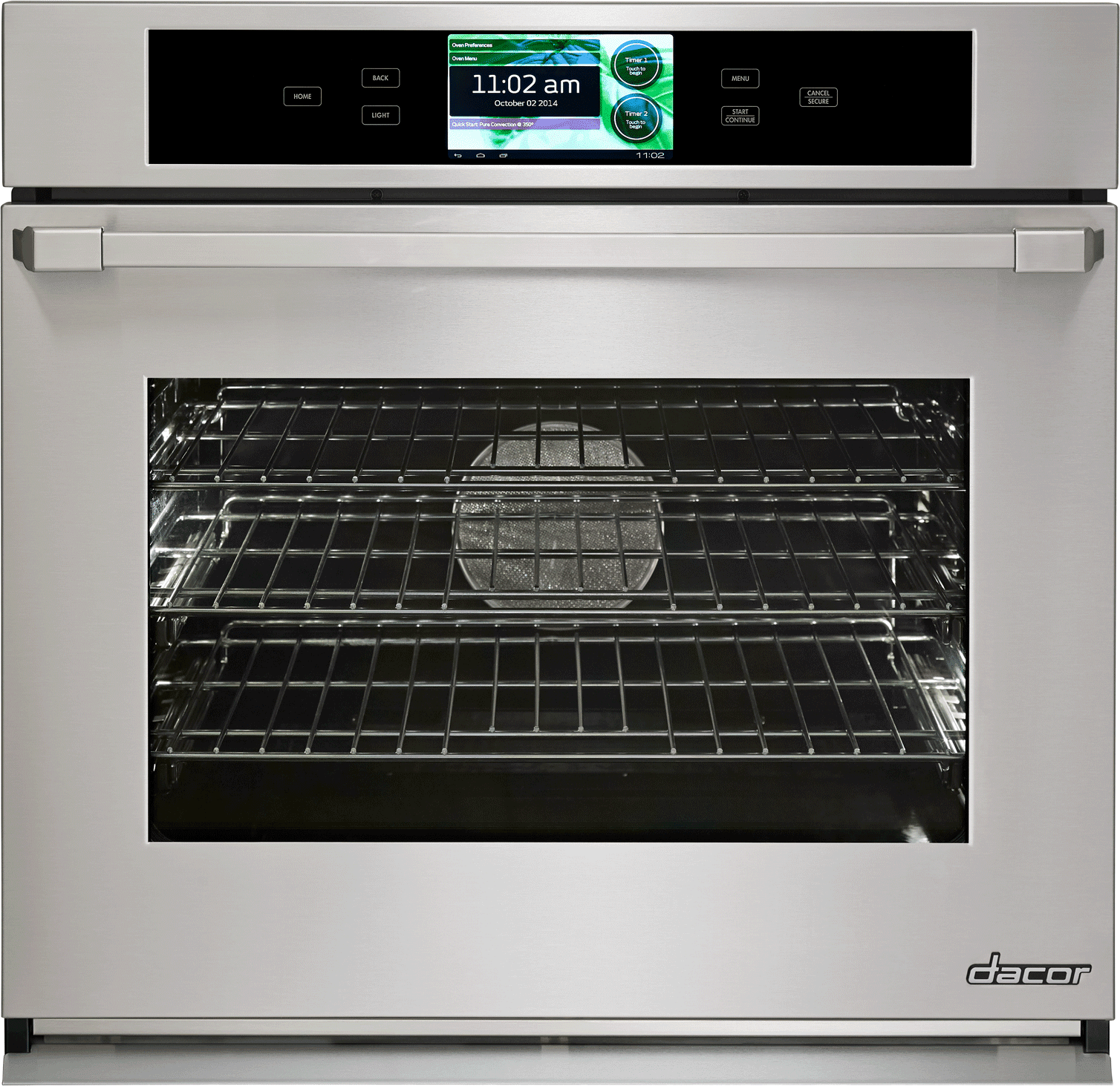 Dacor Dyo130fs 30 Inch Single Electric Wall Oven With 4 8