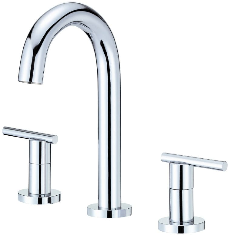 Danze® D304658 Double Handle Bathroom Faucet with 5 Inch Reach and ...