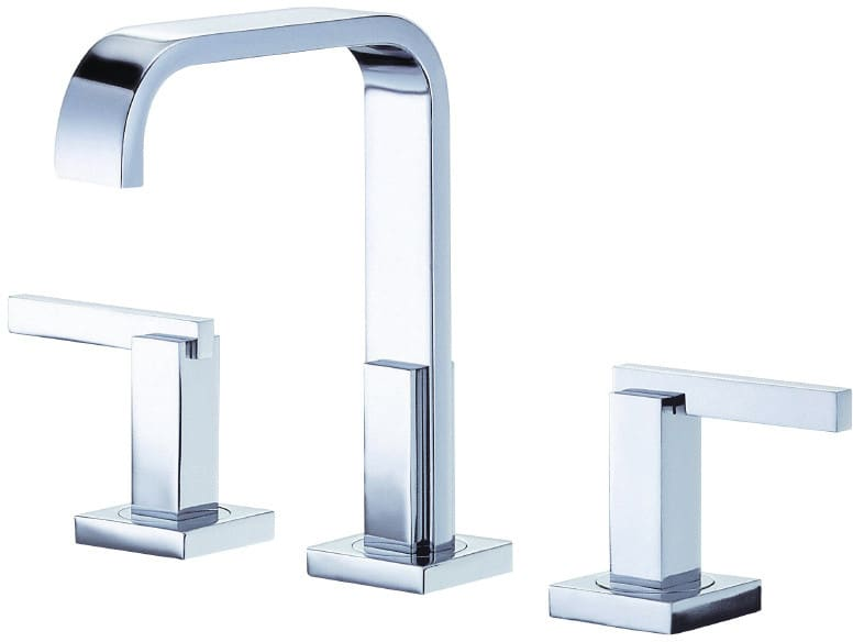 Danze D304644 Double Handle Bathroom Faucet With 6 Inch Reach And