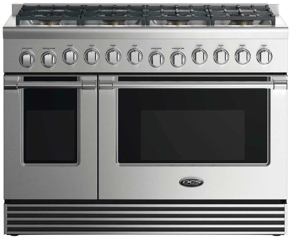 Dcs Rgv2488n 48 Inch Gas Range With 5 3 Cu Ft Convection