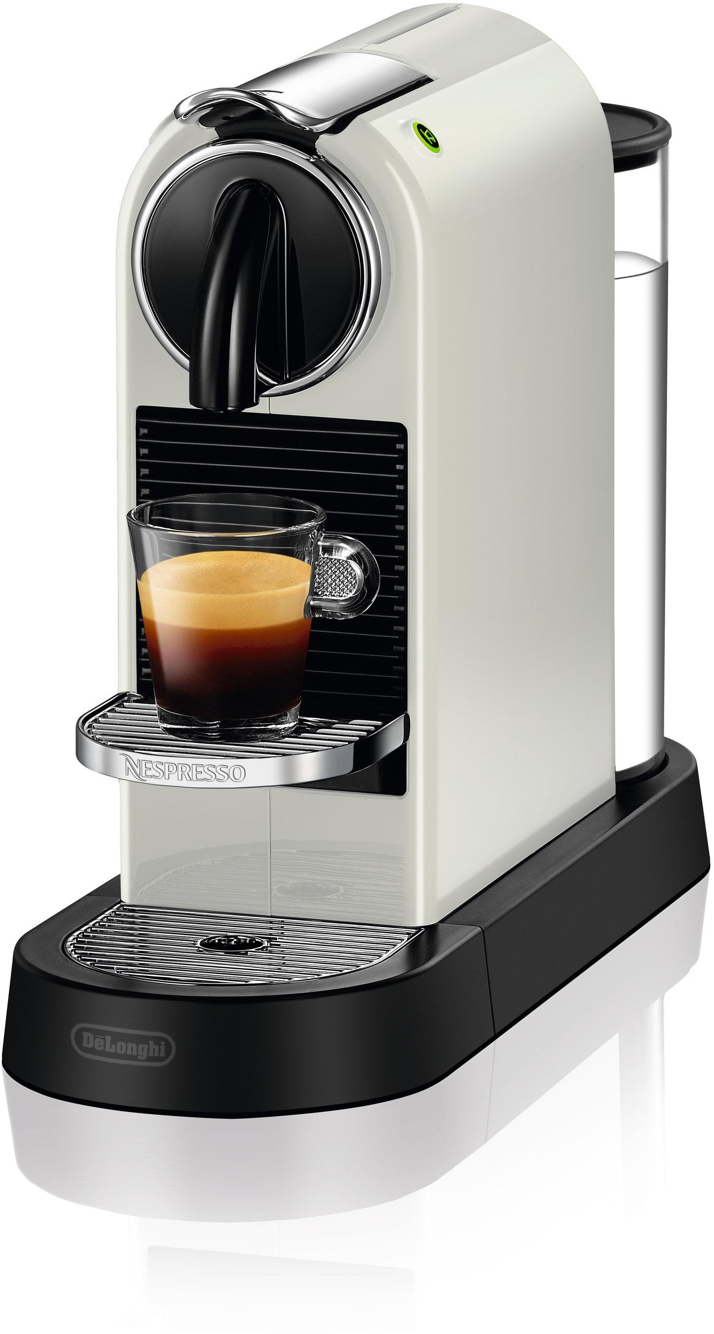 nespresso machine instructions citiz