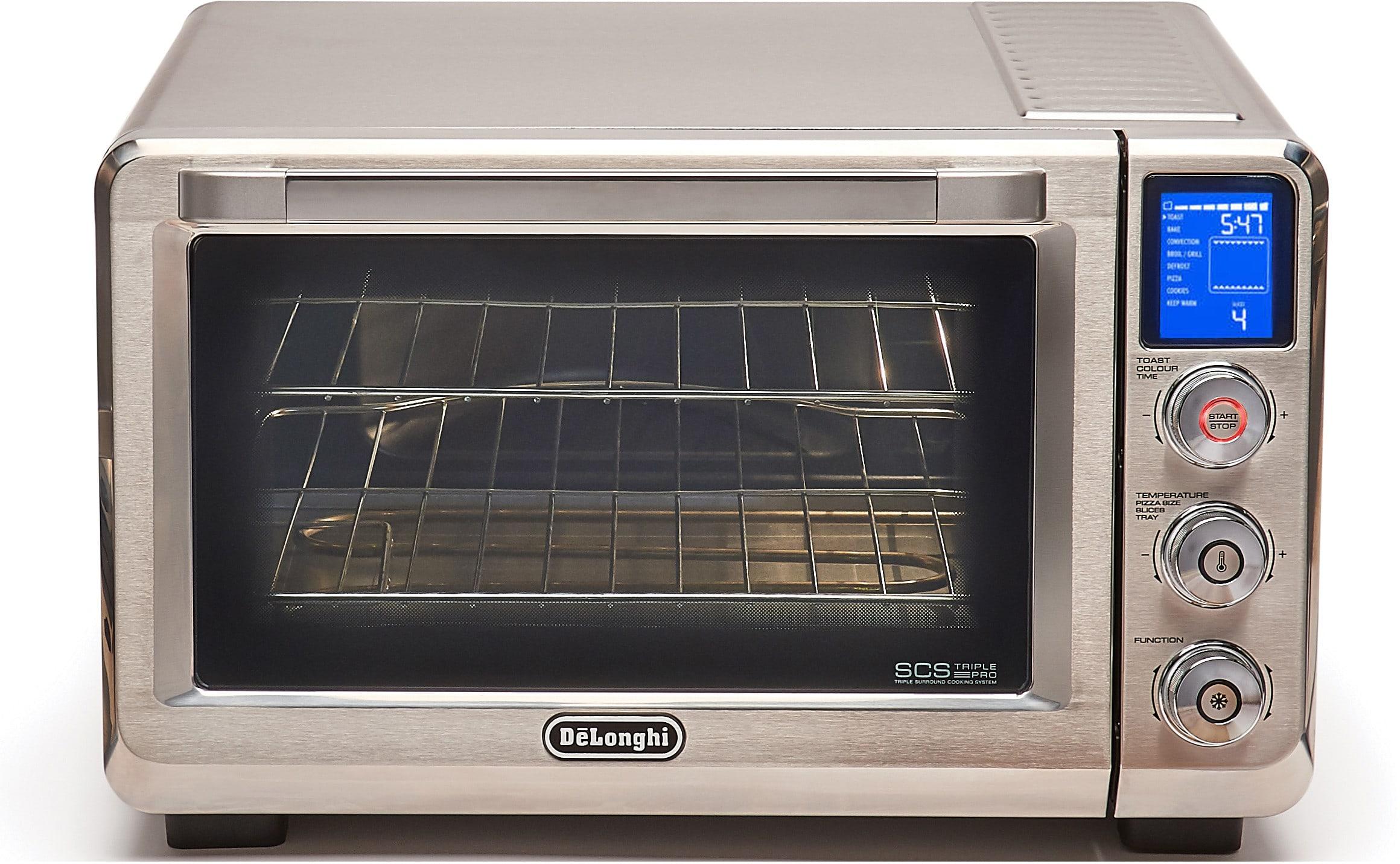 Delonghi Eo241250m Livenza Digital True Convection Oven