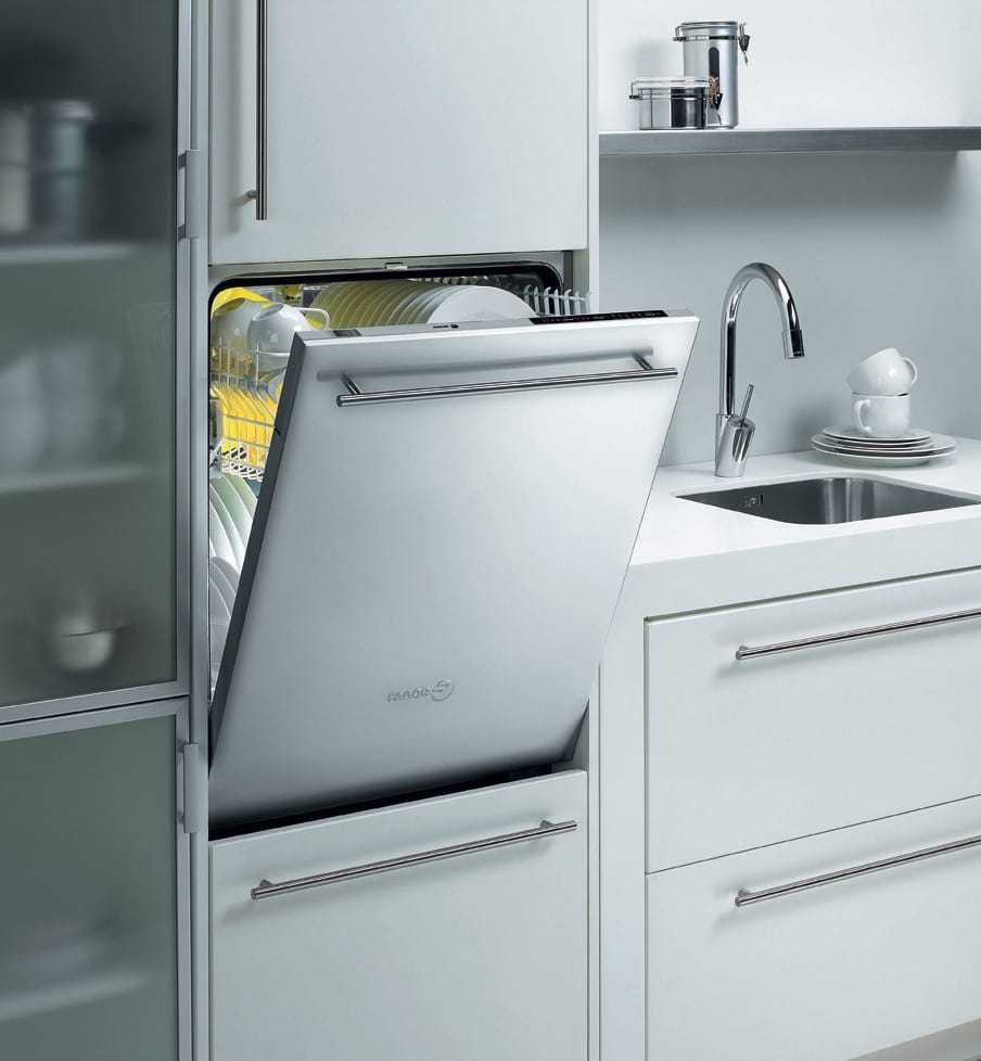 Fagor LFA65ITX_CX1 **SPECIAL** Fully Integrated Dishwasher with 6 ...