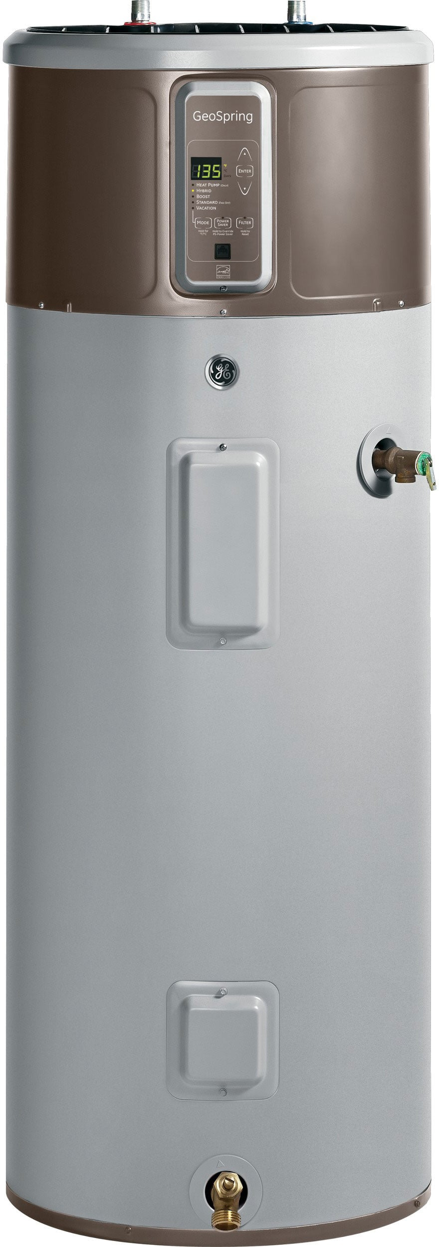 Ge Geh50deedsc 22 Inch Hybrid Electric Water Heater With