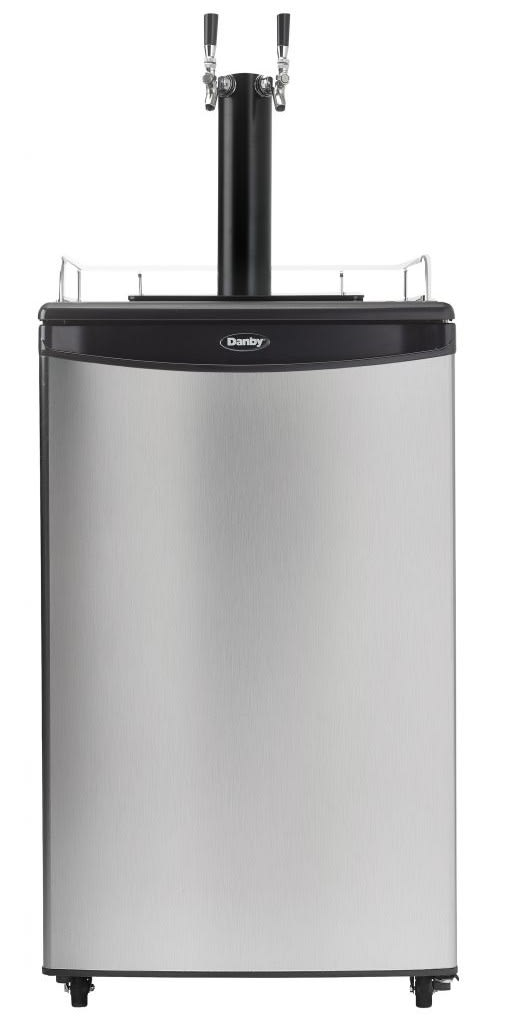 Danby Dkc054a1bsl2db 21 Inch Freestanding Kegerator With