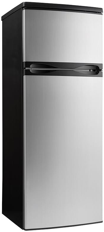 Danby Dpf073c1bsldd 7 3 Cu Ft Top Freezer Refrigerator