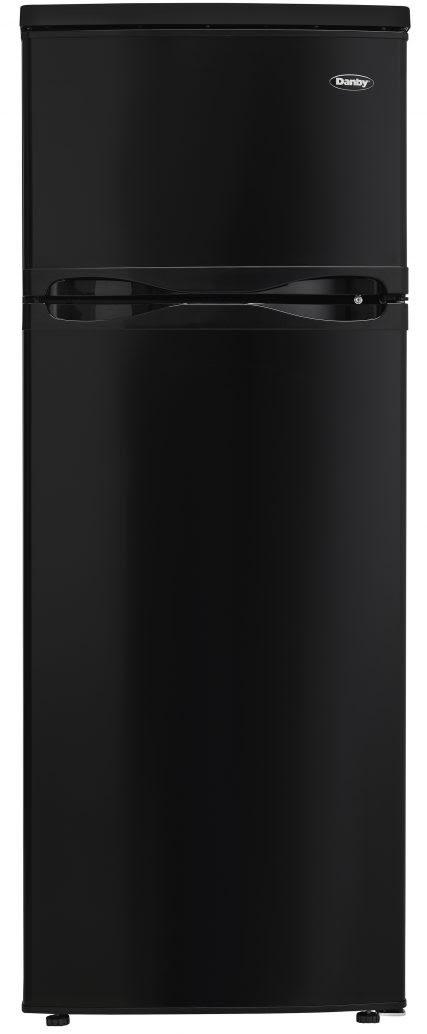 Danby Dpf073c1bdb 7 3 Cu Ft Top Freezer Refrigerator