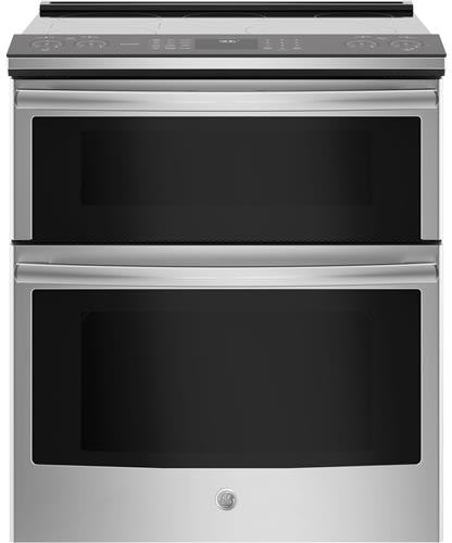 Ge Ps960slss 30 Inch Slide In Electric Range With Double