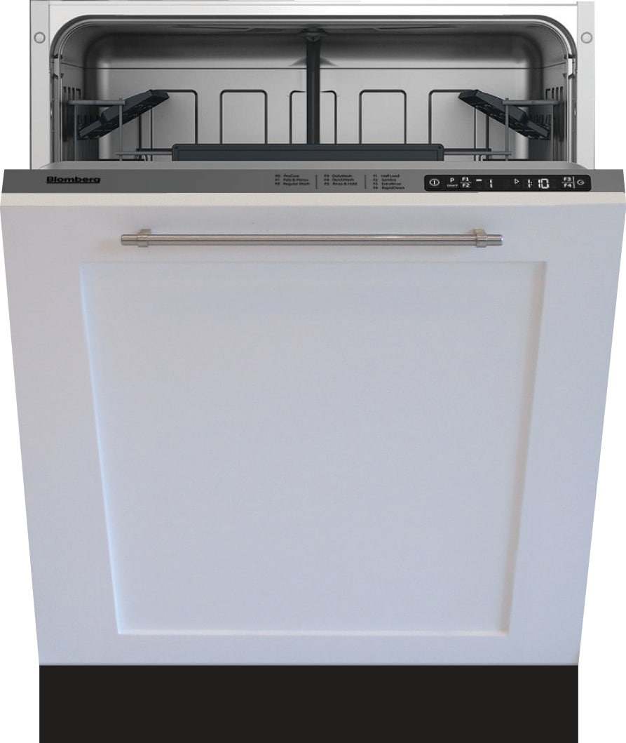 Blomberg Dw55502fbi Fully Integrated Dishwasher With