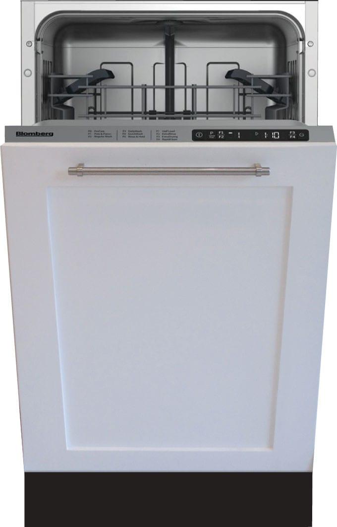 Blomberg Dws55100fbi 18 Inch Fully Integrated Dishwasher