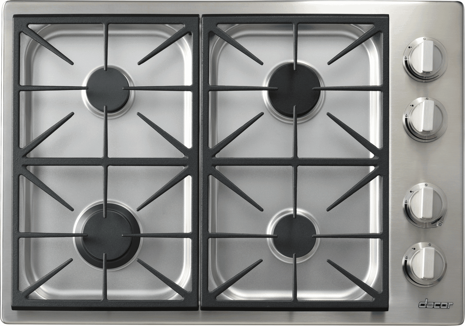 Dacor Dyct304gsng 30 Inch Gas Cooktop With 4 Sealed