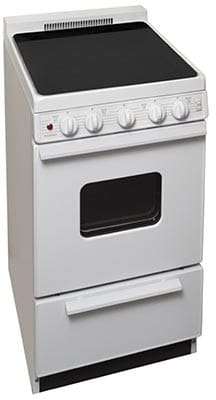 Premier Eas2x0op 20 Inch Electric Range With 4 Smoothtop