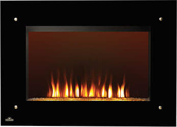 Napoleon EF39HD 39 Inch Indoor Electric Fireplace with Crystaline ...