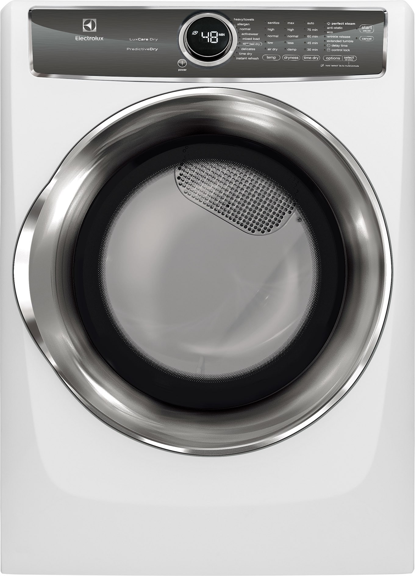 luxury featuring glide electrolux laundry pedestal appliances drawers qv zm touch drawer open