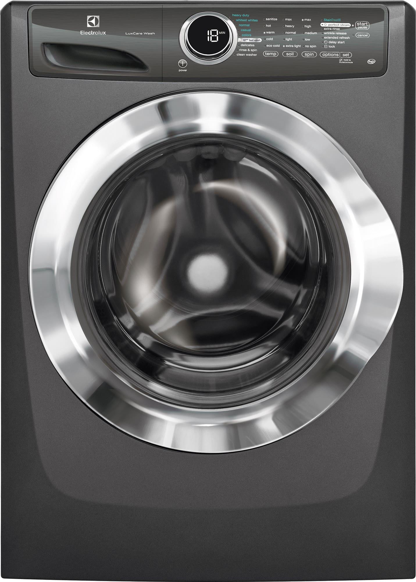 washer amazon appliances pedestals steam touch gas set front org load epfbalancestatus iq pedestal dryer laundry and electrolux x silver com w