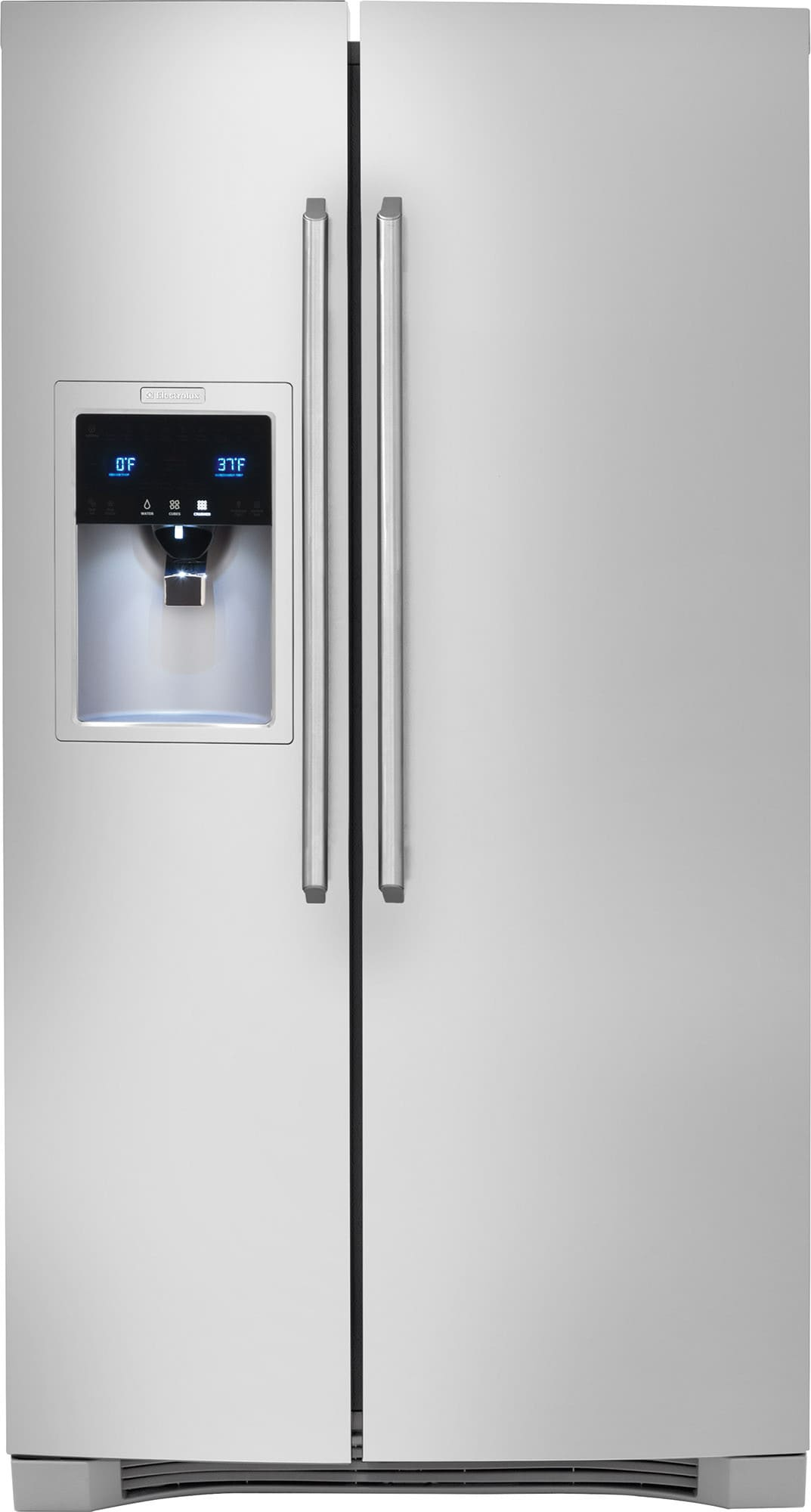 Electrolux Ew26ss75qs 36 Inch Side By Side Refrigerator