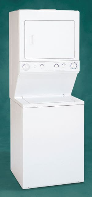 Frigidaire Fex831fs 27 Inch Electric Laundry Center With 2