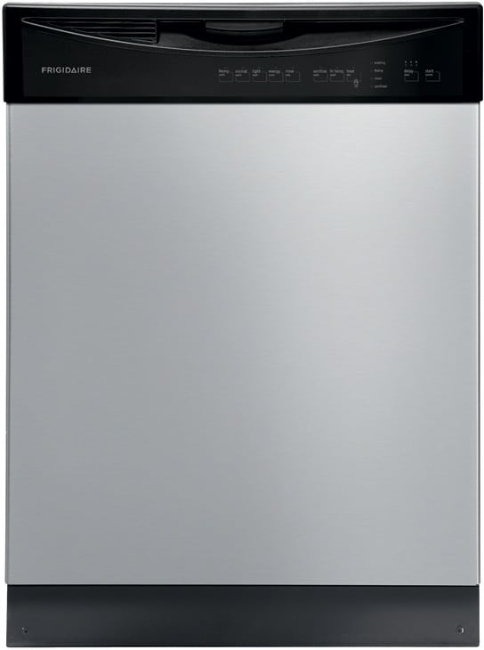 Frigidaire Ffbd2411ns Full Console Dishwasher With 14