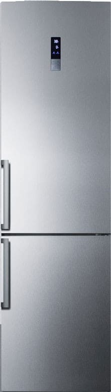 refrigerator 24. summit ffbf191ss - 24\ refrigerator 24