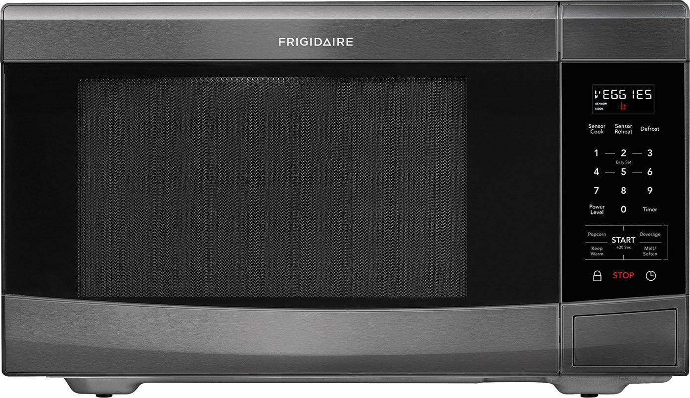 Frigidaire Ffce1638td 1 6 Countertop Microwave Oven With