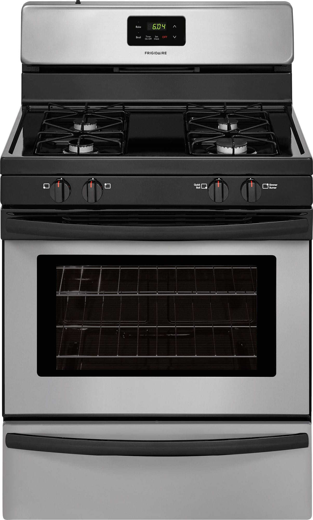 Frigidaire Ffgf3016tm 30 Inch Freestanding Gas Range With
