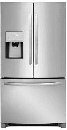 Frigidaire ffhd2250ts 36 inch counter depth french door refrigerator frigidaire ffhd2250ts stainless steel asfbconference2016 Image collections