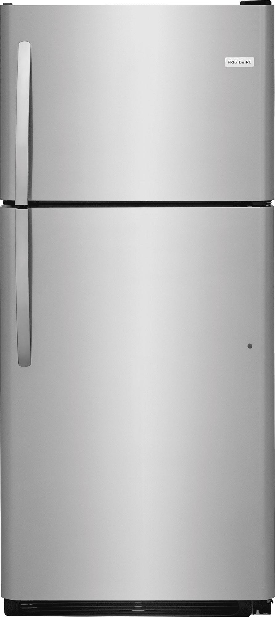 Frigidaire Ffht2021ts 30 Inch Top Freezer Refrigerator