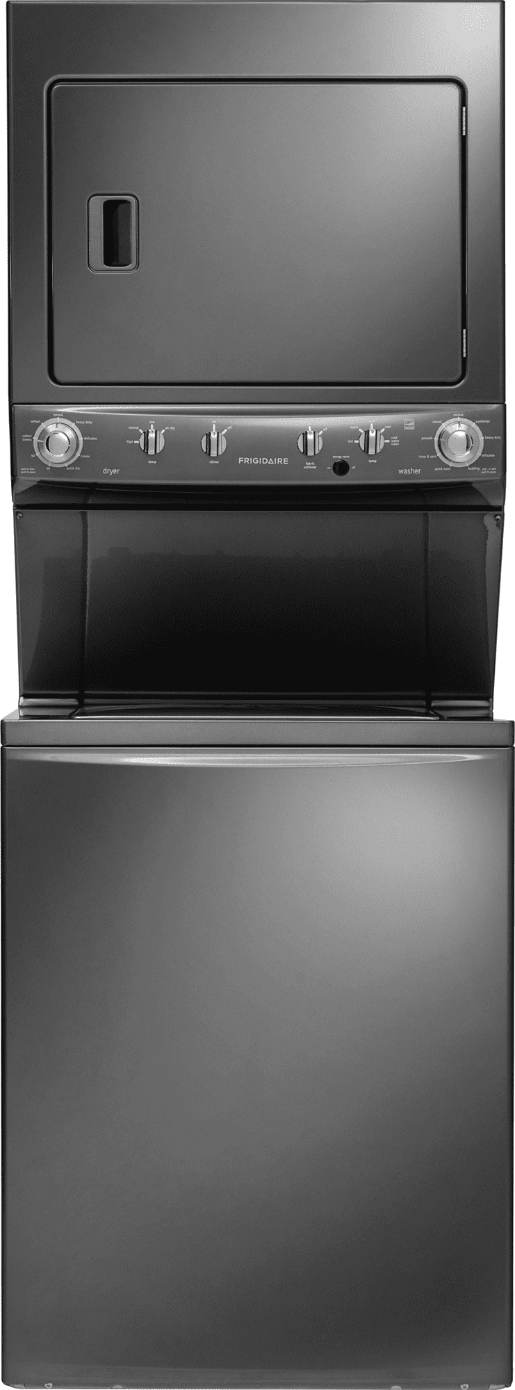 Frigidaire Fflg4033qt 27 Inch Gas Laundry Center With 3 8