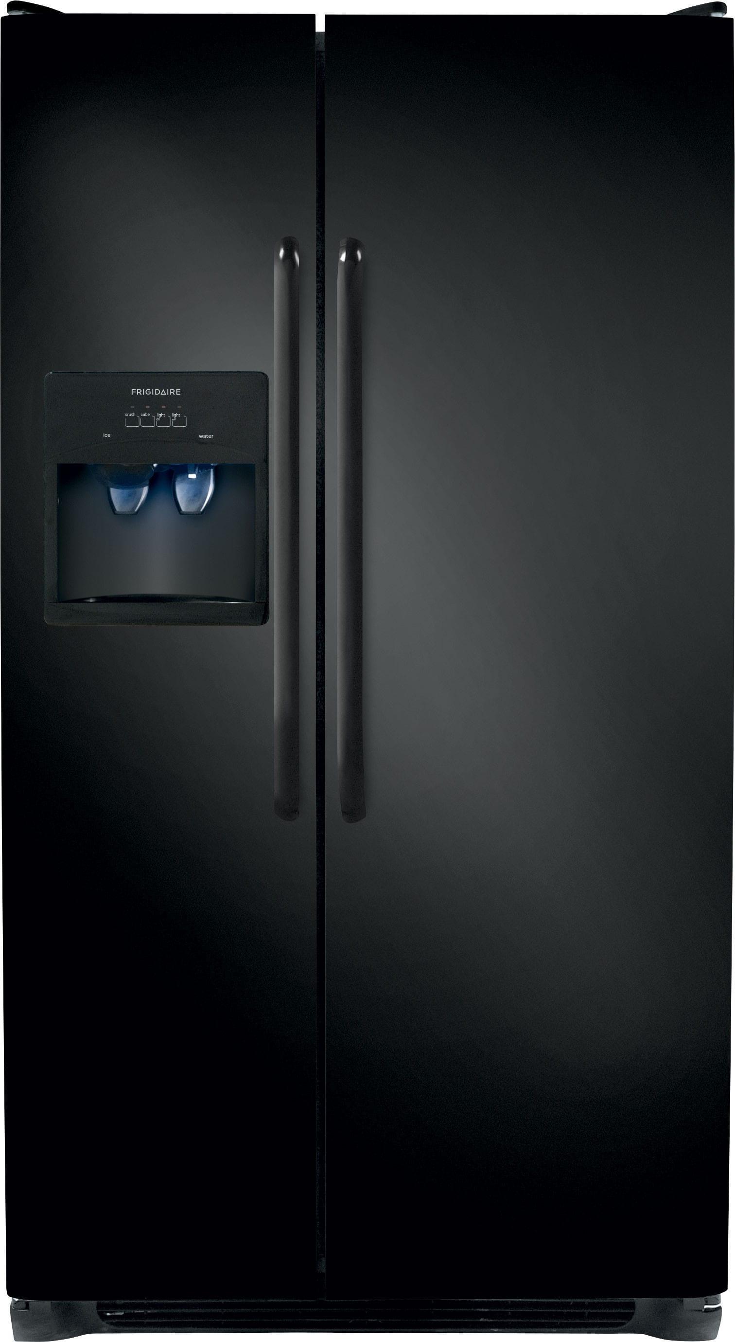 Frigidaire Ffss2614qe 36 Inch Side By Side Refrigerator