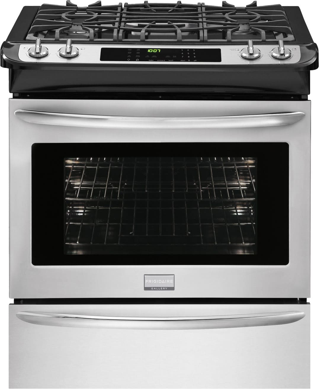 Frigidaire Fgds3065pf 30 Inch Slide In Dual Fuel Range