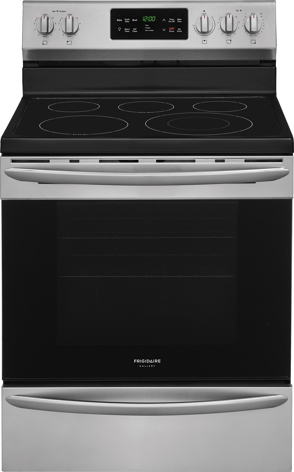J And L Auto >> Frigidaire FGEF3036TF 30 Inch Freestanding Electric Range ...