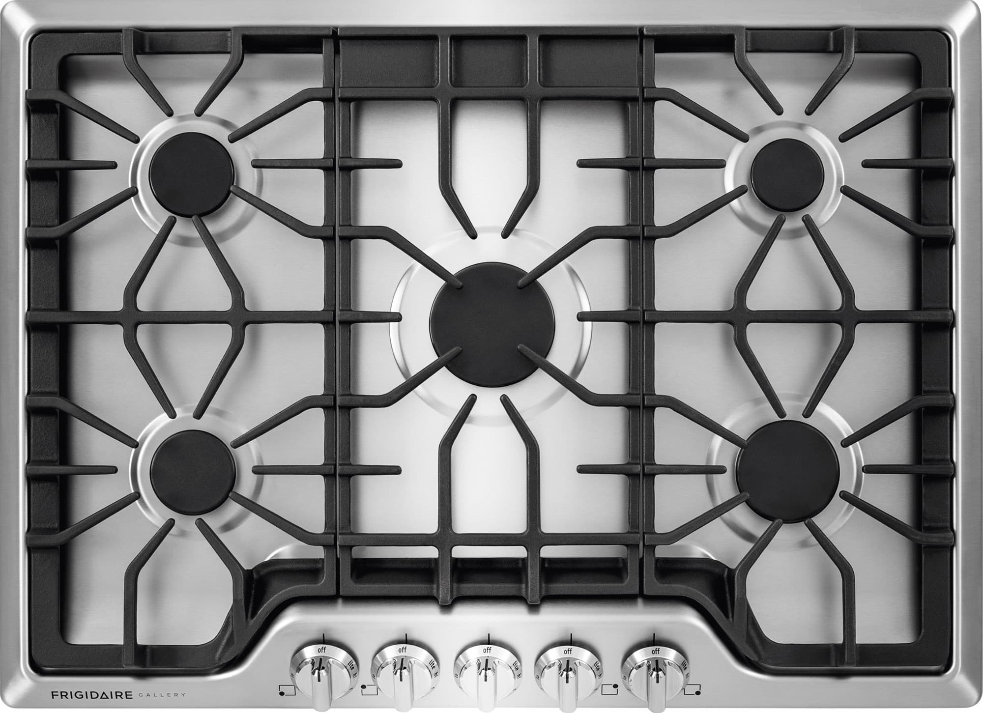 Frigidaire Fggc3047qs 30 Inch Gas Cooktop With Lp