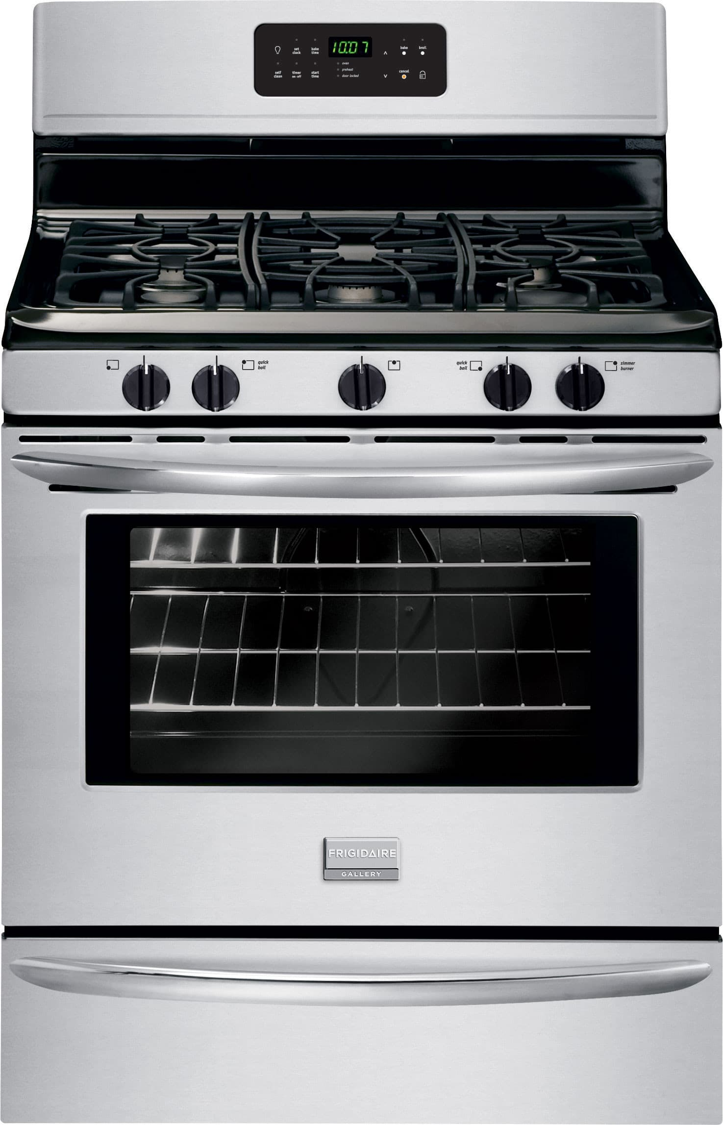 Frigidaire Fggf3030pf 30 Inch Freestanding Gas Range With