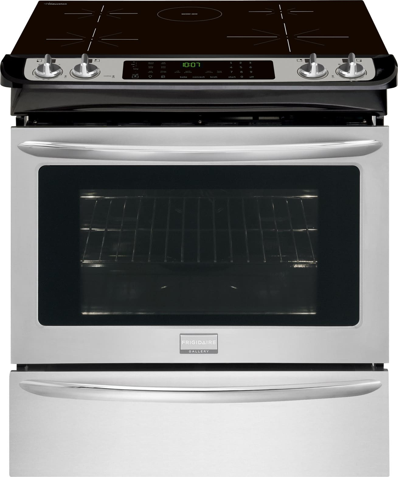 Frigidaire FGIS3065PF 30 Inch Slide In Induction Electric Range with
